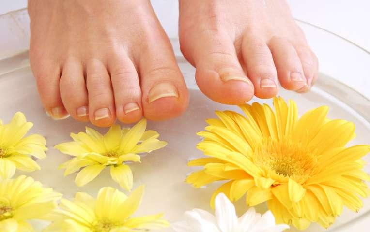 ванночка ног