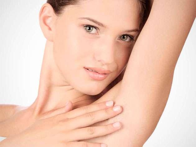 действия дезодоранта