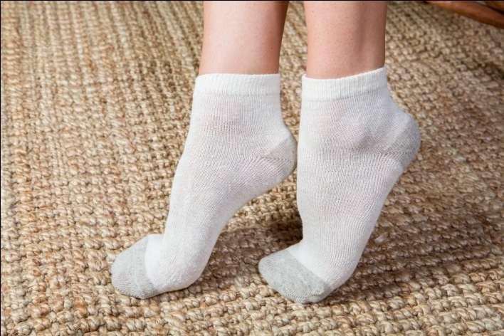 льняные носки