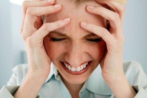 стрессы потливость рук