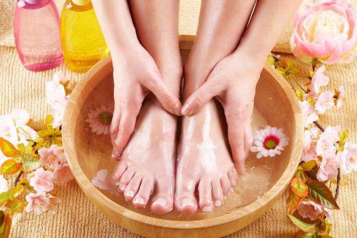 ароматерапия для ног