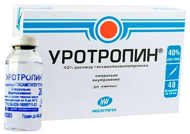 раствор уротропина