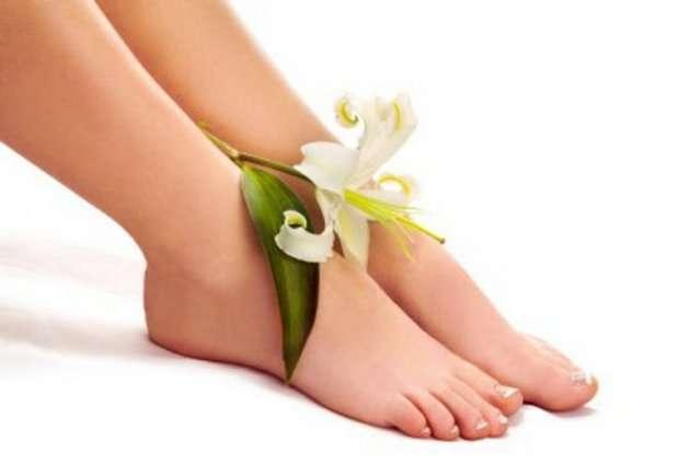 свежесть ног