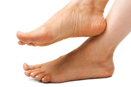 опрелости между ногами
