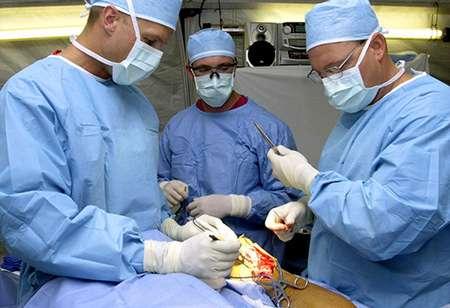 длительность операции