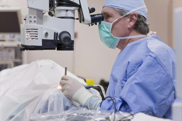 Применение лазера в медицине