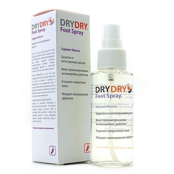 Спрей DryDry Foot Spray