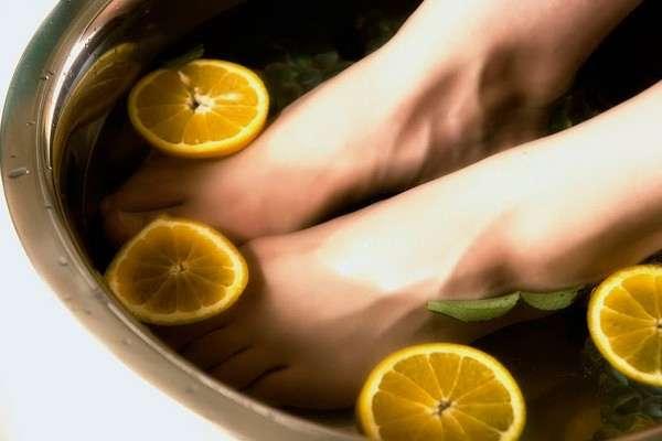 приминение лимона