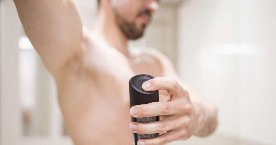 мужские дезодоранты