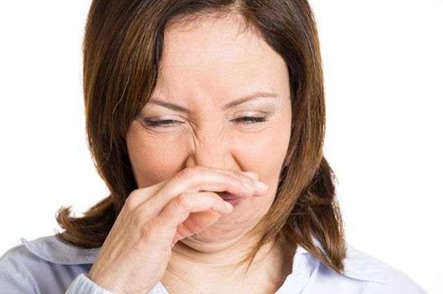 Почему от человека пахнет железом